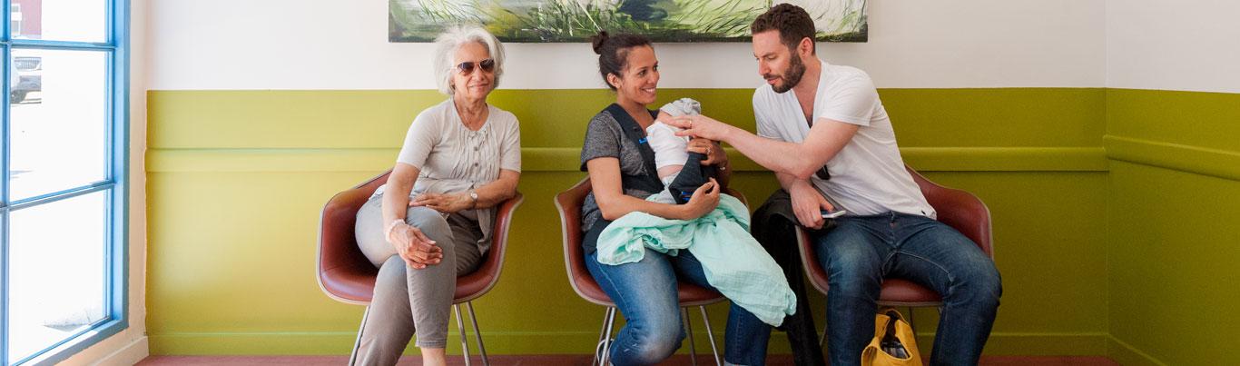 Tribeca Pediatrics in Greenwood Heights