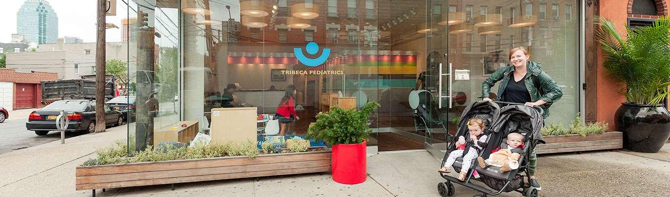 Tribeca Pediatrics in Long Island City