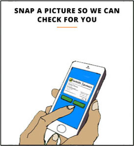 Snap A Picture So We can check for you